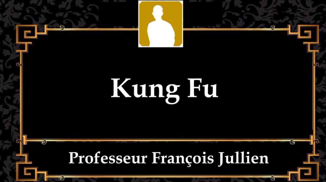 MYI5 – Kung Fu – Professeur François Jullien