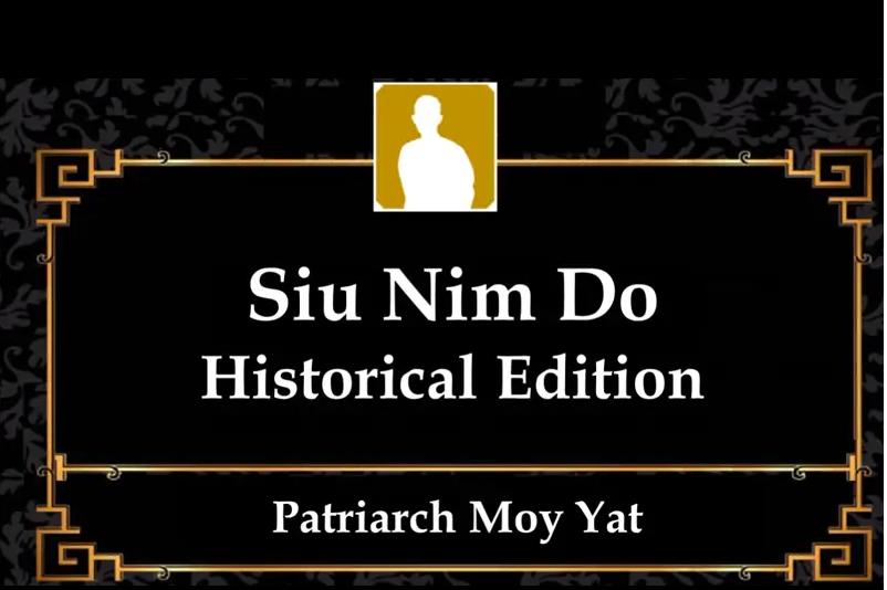 MYI7 – Siu Nim Do