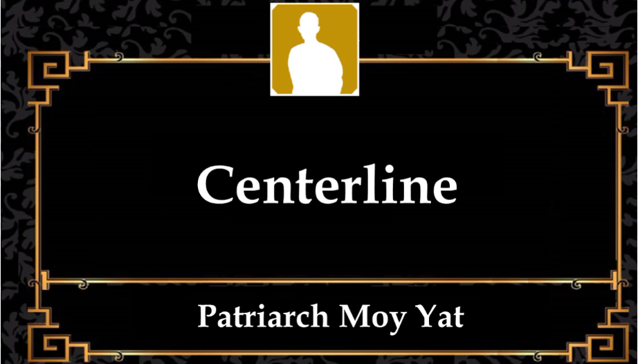 MYI8 – Centerline